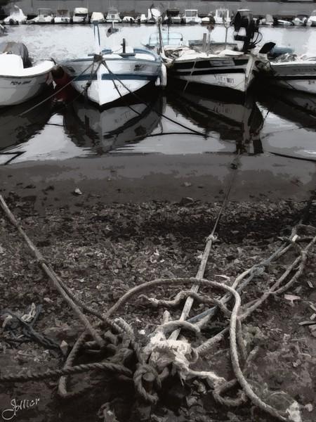 Viejos puertos de la vida